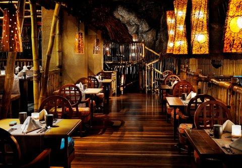 فندق ماريوت جي دبليو دبي - Bamboo Lagoon Restaurant