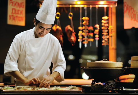 فندق ماريوت جي دبليو دبي - Bamboo Lagoon Restaurant Chef