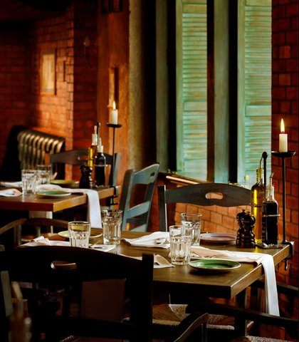 فندق ماريوت جي دبليو دبي - Cucina Restaurant