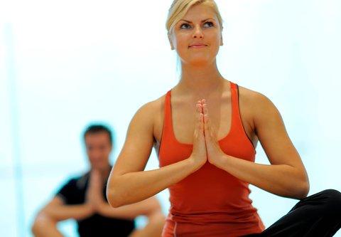 فندق ماريوت جي دبليو دبي - Griffins Health Club - Yoga