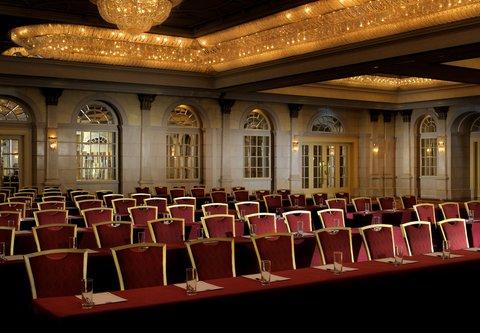 فندق ماريوت جي دبليو دبي - Amal Ballroom