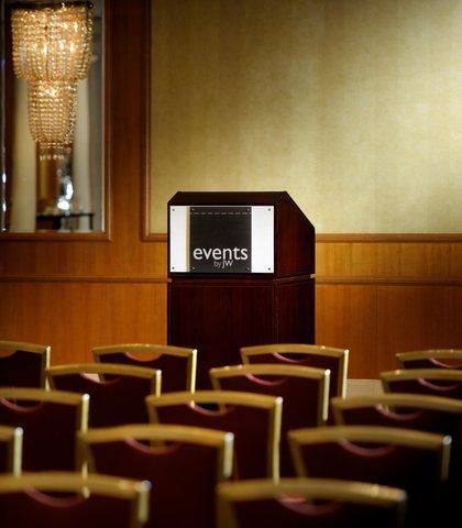 فندق ماريوت جي دبليو دبي - Conference Facilities