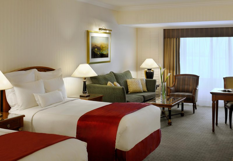JW Marriott Hotel Dubai 客房视图
