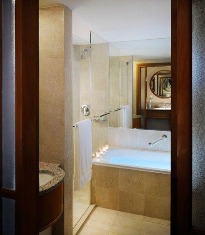 فندق ماريوت جي دبليو دبي - Standard Room Bath