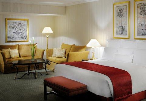 فندق ماريوت جي دبليو دبي - Amiri Suite Sleeping Area