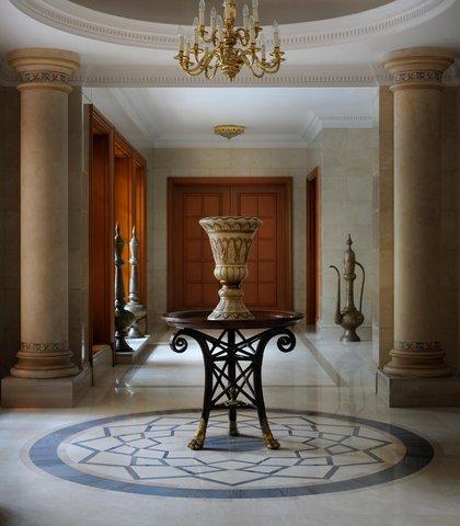 فندق ماريوت جي دبليو دبي - JW Royal Suite Entry