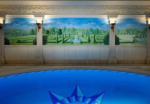فندق ماريوت جي دبليو دبي - JW Royal Suite Indoor Pool
