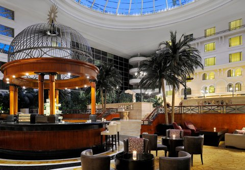 فندق ماريوت جي دبليو دبي - Piano Lounge