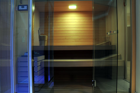 Grandhtl Majestic Gia Baglioni - Health   Wellness  Sauna