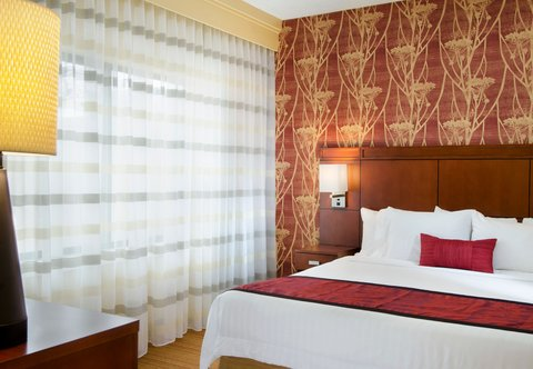 Courtyard By Marriott Kansas City Hotel - King Suite