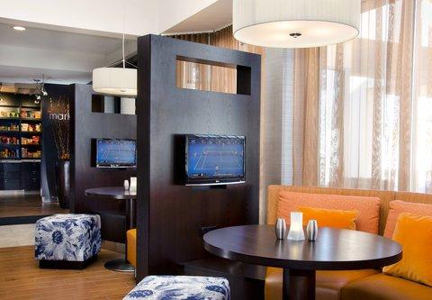 Courtyard By Marriott Kansas City Hotel - Media Pods
