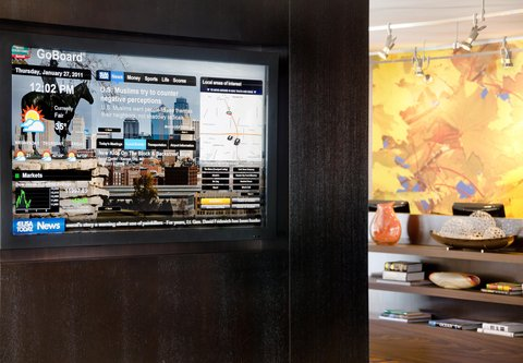 Courtyard By Marriott Kansas City Hotel - GoBoard
