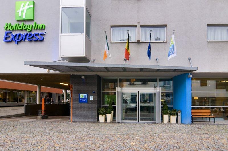 Express By Holiday Inn Mechelen City Centre Pohled zvenku