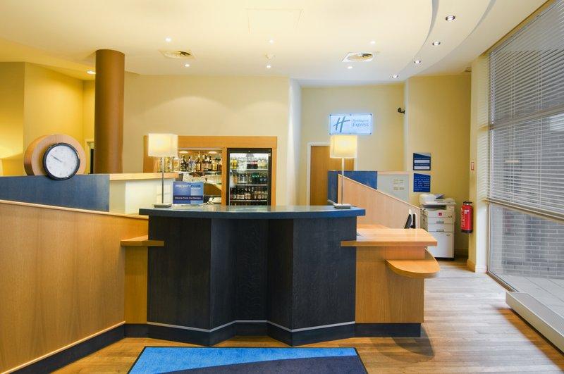 Express By Holiday Inn Mechelen City Centre Hala