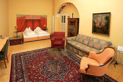 Hotel zum Dom - Palais Inzaghi - Suite