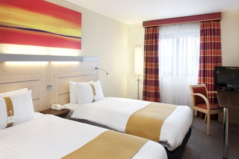 Holiday Inn Express Aberdeen-Exhibition Centre Vista de la habitación