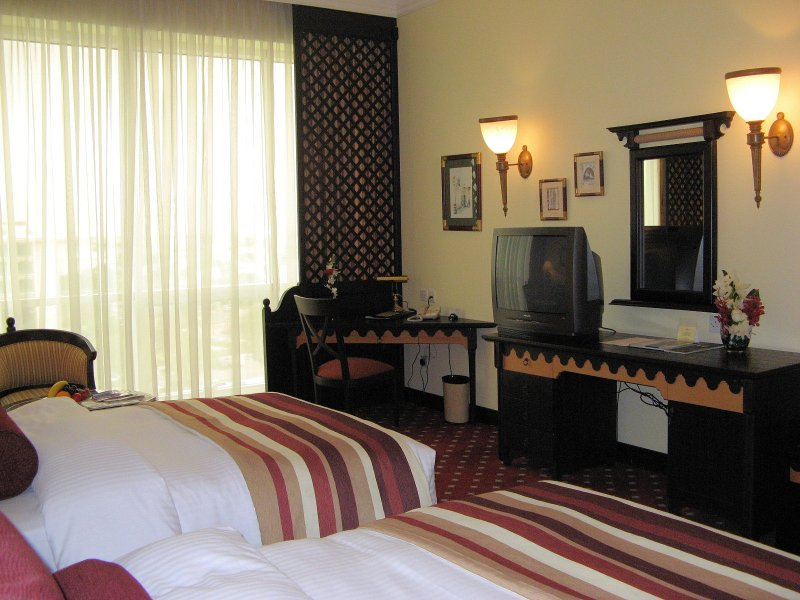 Millennium Dubai Airport Hotel Chambre