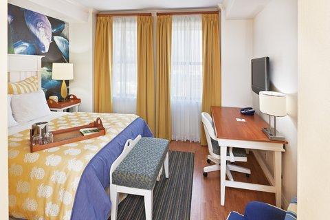 Hotel Indigo DALLAS DOWNTOWN - Dallas Indigo King Guest Room
