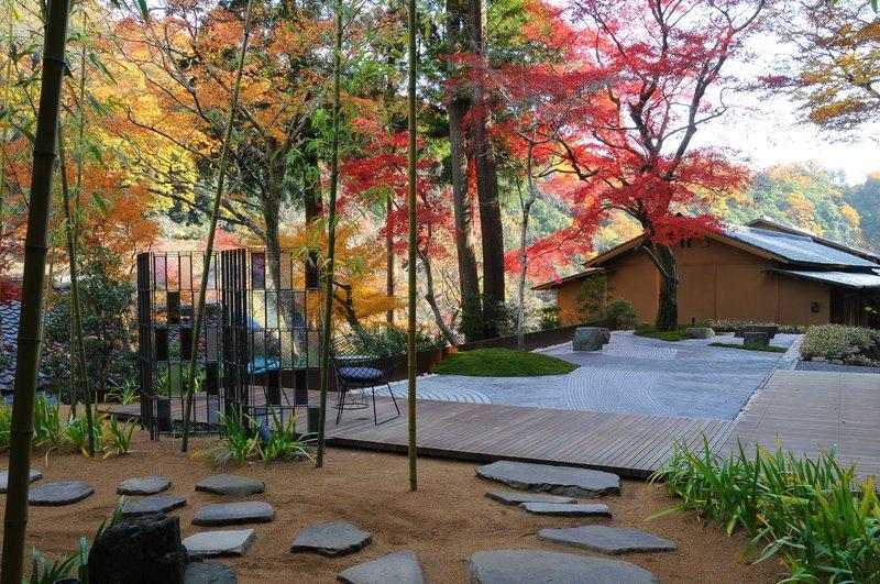 Hoshinoya Kyoto Hotel 外景
