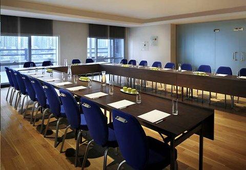 فندق ماريوت هاربر دبي - Meeting Room   U-Shape Style