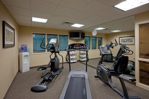 Fitness/ Exercise Room - Holiday Inn Express Hotel & Suites Rochester