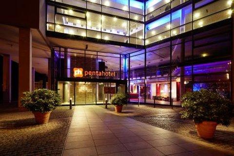 Pentahotel Berlin-Köpenick - Pentahotel Berlin KPenick Eingang