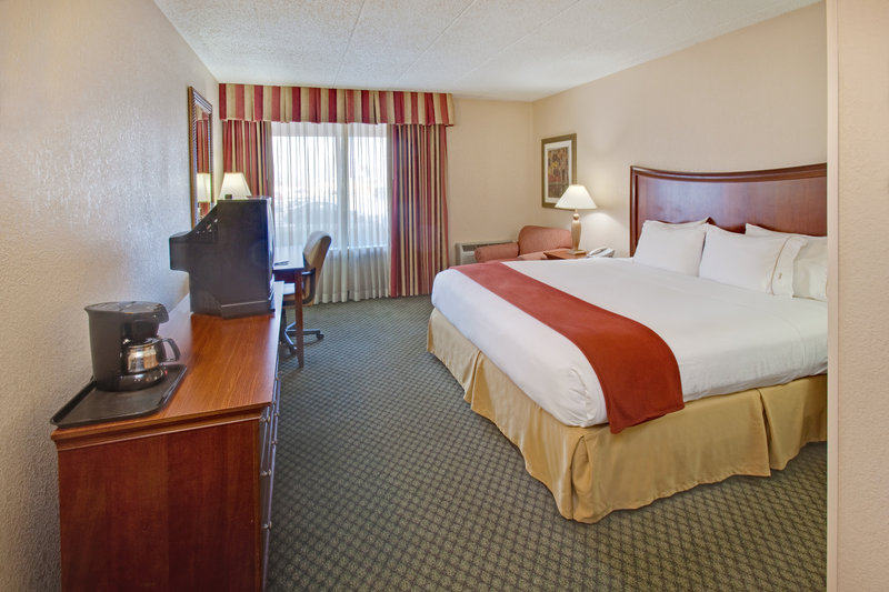 Holiday Inn Express Chicago-Downers Grove Muuta