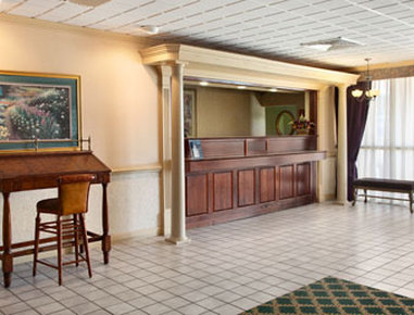 Days Inn Goldsboro - Lobby