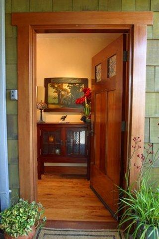 Blackbird Inn - Backdoor