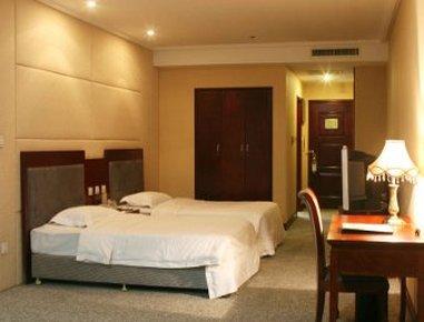 Days Inn City Centre Xian Odanın görünümü
