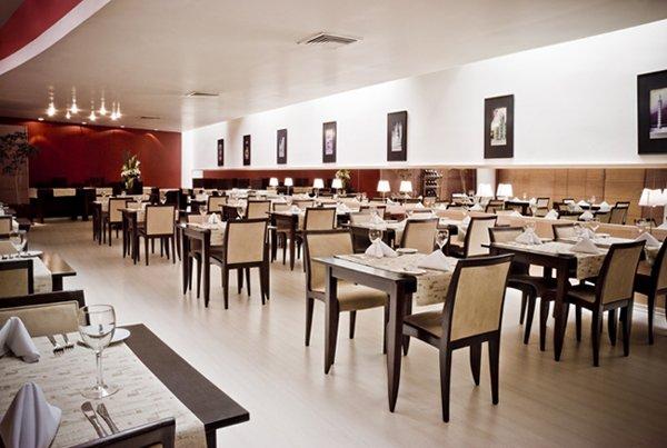 Tryp Montevideo Restauration