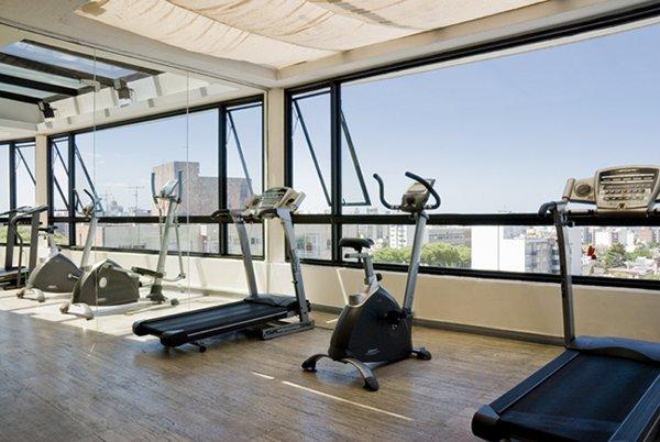 Tryp Montevideo Fitness