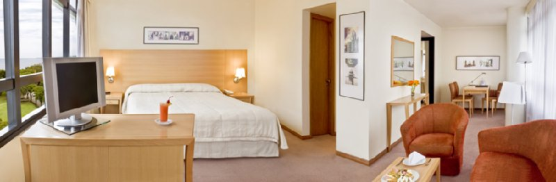 Tryp Montevideo Chambre