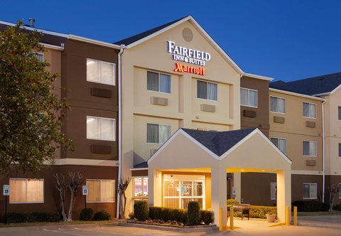 Fairfield Inn Longview Hotel - Exterior