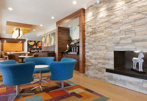 Fairfield Inn Longview Hotel - Lobby
