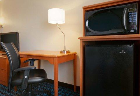 Fairfield Inn Longview Hotel - Queen Queen Guest Room - Work Desk