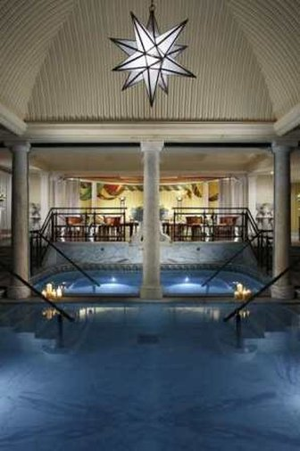 Rome Cavalieri, Waldorf Astoria Hotels & Resorts Вид в номере