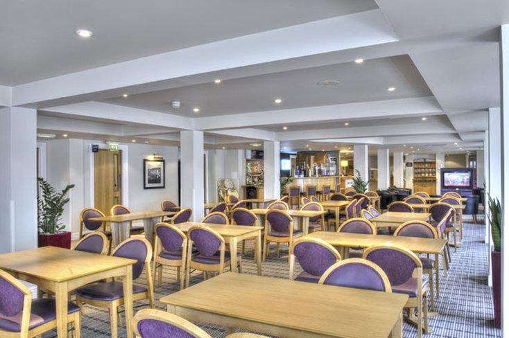 Holiday Inn Express Edingburgh-Waterfront Étkezés
