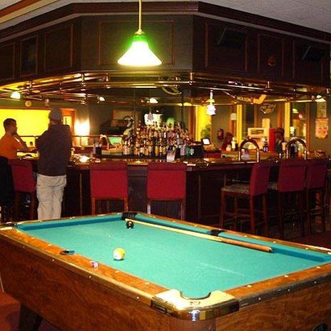 Alpine Lodge Magnuson Hotel - Easy Street Lounge