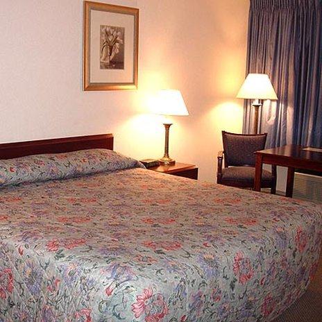 Alpine Lodge Magnuson Hotel - King Bed