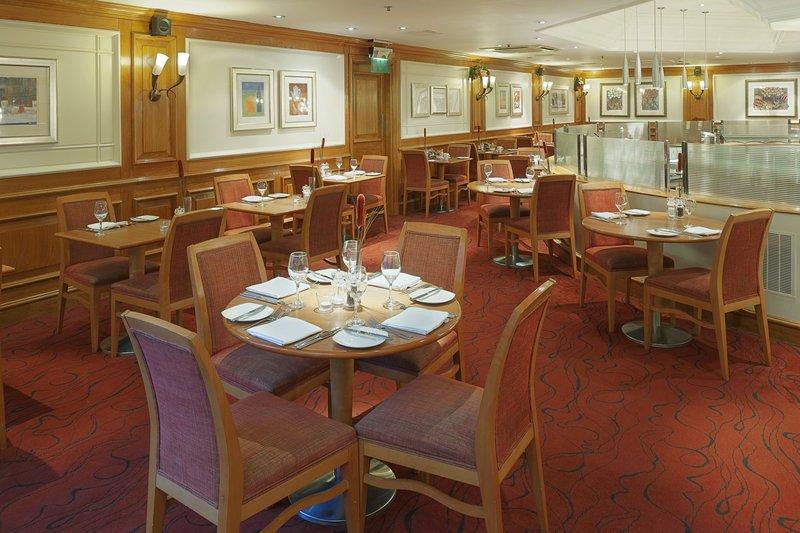 Crowne Plaza Hotel NOTTINGHAM Gastronomia