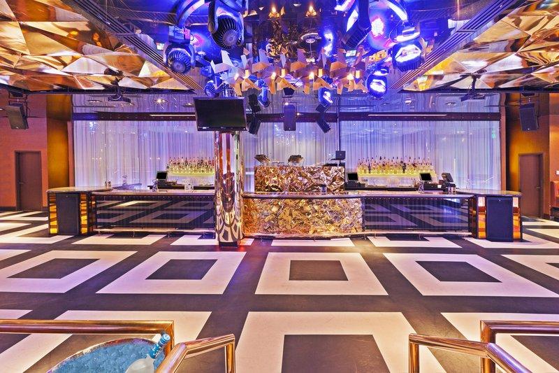 Crowne Plaza Hotel Dallas Downtown Bar/Lounge