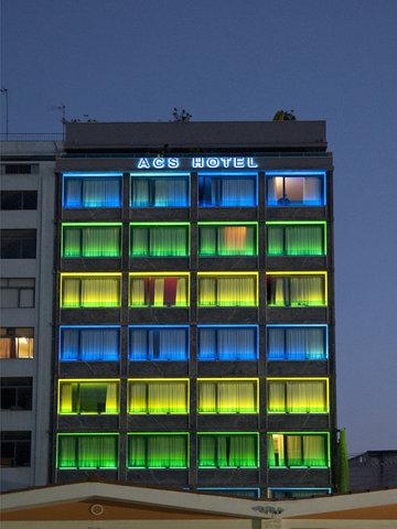 Athens Center Square Hotel - Exterior