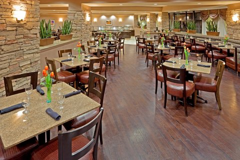 Holiday Inn AUSTIN-TOWN LAKE - Pecan Tree Restaurant