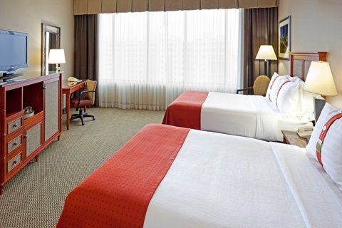 Holiday Inn AUSTIN-TOWN LAKE - Double Bed Guest Room