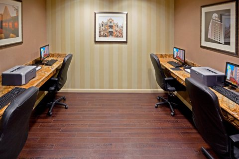 Holiday Inn AUSTIN-TOWN LAKE - Business Center
