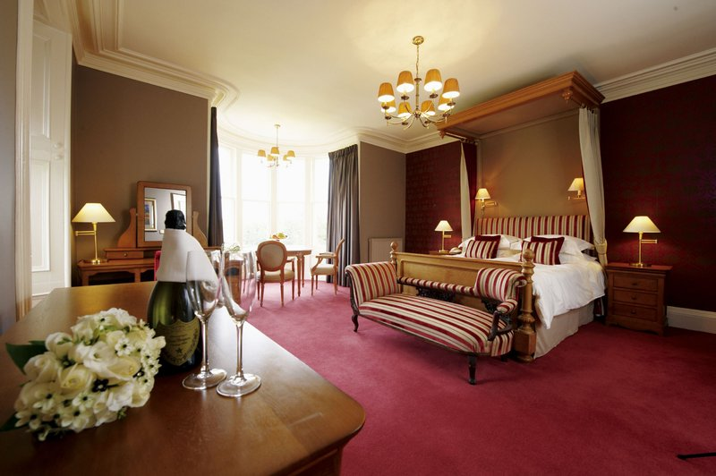 Loch Ness Country House Hotel Вид в номере