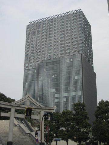 The Capitol Hotel Tokyu - Gaikan Torii