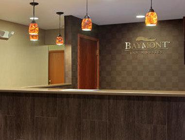 Baymont Inn & Suites Eau Claire WI - Lobby