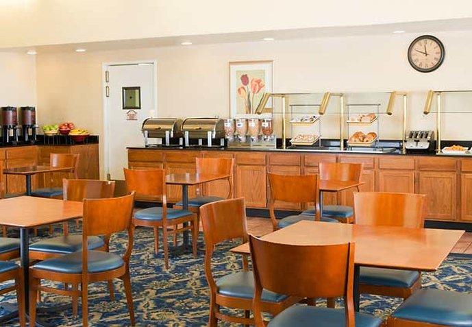 Residence Inn Las Vegas Green Valley Gastronomi